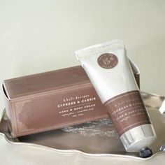 K Hall Designs Hand  Body Cream 34 Oz  Cypress  Cassis >>> Check out the image by visiting the link.