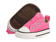What girl does not need pink converse? I know dumb question. Converse Kids Chuck Taylor® All Star® Simple Slip (Infant/Toddler) Baby Girl Shoes, Girls Shoes, Baby Converse, Boys And Girls Clothes, Cute Baby Gifts, Comfy Shoes, Converse Chuck Taylor All Star, Childrens Shoes, Toddler Fashion