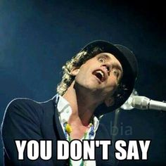 Mika. omg this is like the perfect response to everything.