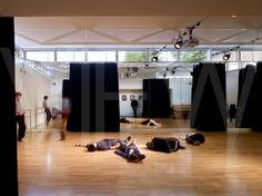 dance studio Kings School Ely by ORMS architecture Design