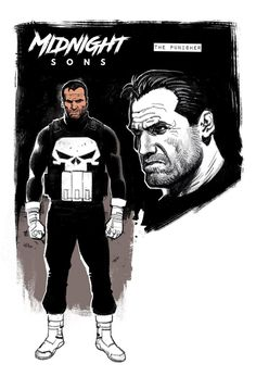 Punisher - by Greg Smallwood Marvel Comic Books, Comic Book Characters, Marvel Characters, Comic Books Art, Comic Art, Punisher Marvel, Marvel Heroes, Marvel Dc, Ian Mckellen