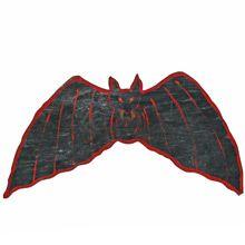 Graphic and Fun Mid Century Bat Cut Out   Rejuvenation #vintagelove #vintagedecor #vintage #recycle #vintagecreative #interiordesign #homedecor #upcycled #antique #salvage