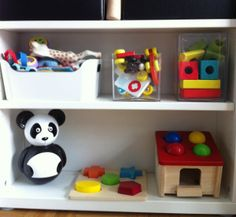 6 mois (Montessori)
