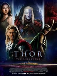 Thor The Dark World- marvel movies in general