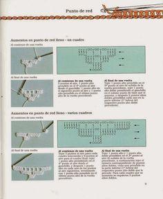 Revistas de manualidades Gratis: Iniciación al ganchillo II