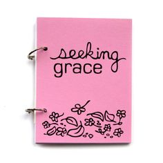 Image of {Seeking Grace} – Prayer Journal (great journals on this site!)