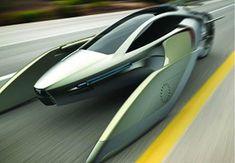 Carros Voador chines do Futuro.
