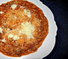 ΜΑΓΕΙΡΙΚΗ ΚΑΙ ΣΥΝΤΑΓΕΣ 2: Κριθαράκι γιουβέτσι με κιμά κατσαρόλας !!! Cookbook Recipes, Cooking Recipes, Lasagna, Macaroni And Cheese, Ethnic Recipes, Food, Mac And Cheese, Food Recipes, Lasagne