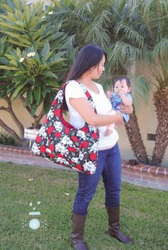 CLICK HERE for more details!! Skulls and roses diaper bag-$60.00- **Use coupon code PINS10 to save 10%**