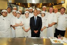 Chicago Mayor Rahm Emanuel visited Kendall College's School of Culinary Arts to learn more about Chicago Sister Cities International's grand culinary event, Taste of Chicago Sister Cities: Gothenburg.  In celebration of the 25th anniversary of Chicago's sister city relationship with the city of Gothenburg, a five course meal will be created by Chef Håkan Thörnström of Michelin-starred Gothenburg restaurant Thörnströms Kök, in collaboration with chef instructors and students from Kendall…