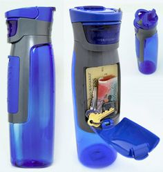 Contigo sports bottle - I need this for the gym, never misplace my keys again.