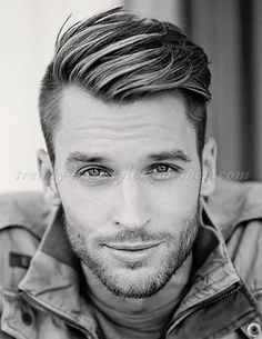 undercut hairtyles for men - undercut hairstyle (Mix Hairstyles) Undercut Men, Undercut Hairstyles, Latest Hairstyles, Cool Hairstyles, Hairstyles 2018, Slick Back Haircut, Cool Mens Haircuts, Men's Haircuts, Short Haircuts For Men