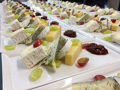 Cheese plate, biscuits and chutney #ClockBarn #GallopingGourmet