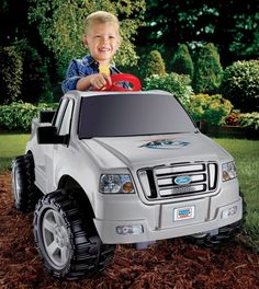 Power Wheels Lil Ford F 150 6 Volt Battery Powered Ride New Toy Electric Outdoor For Great Deals, Visit http://www.ebay.com/usr/usa-select-commerce #ToyRide #PoweredToyRide #PowerWheels #RideOnToys
