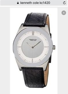 kenneth cole watch - http://chic.designerjewelrygalleria.com/kenneth-cole/kenneth-cole-watch-5/