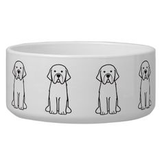 Newfoundland Dog Bowl