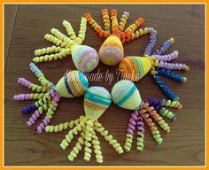 Deze inktvisjes zijn gemaakt door Tineke Luurtsema.