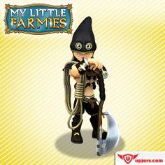 Der Henker macht My Little Farmies unsicher: http://bit.ly/1pAvPe0
