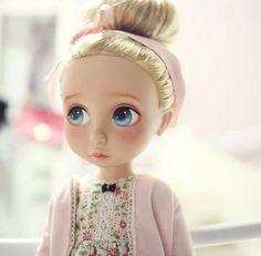 repainted Disney Animator doll