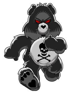 evil care bears pictures - Google Search