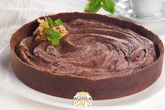Torta de nueces y chocolate  Hacé click en la imagen para conocer su #receta