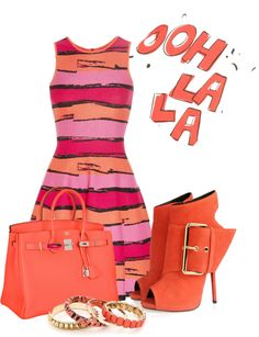 """""""Ooh La La"""" by defineyourstyle ❤ liked on Polyvore"""