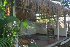 Daily Yoga @ The Hideout Hostel Canggu #yoga #hostel #surfhostel #canggu #bali