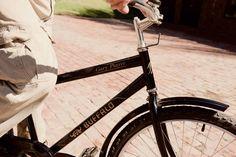 Gary Player bicycle