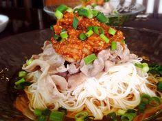 かんたんゴマキムチ素麺♪の画像