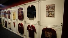 Cimeli e coppe, a Torino il primo museo dello sport