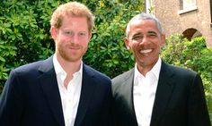 Prince Harry to attend the inaugural Obama Foundation summit in Chicago | HELLO! Canada