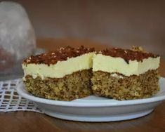 Cookie Recipes, Keto Recipes, Dessert Recipes, Hungarian Desserts, Poppy Cake, Sweet Desserts, Confectionery, Cakes And More, Bakery