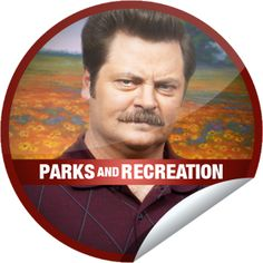 Parks and Recreation  Ron 'Fuckin' Swanson