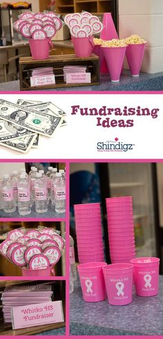 From Decorating Tables To Pink Pom Poms Cheer On Survivors Shindigz Has A Range Of T Cancer Awareness Supplies Decorations And Banners That Will