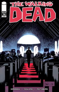 Read Comics Online Free - The Walking Dead - Chapter 074 - Page 1