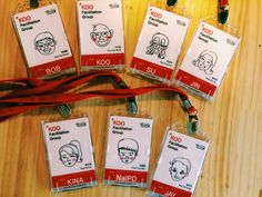 Name Tag Design, Badge Design, Ci Design, Pattern Design, Employee Id Card, Corporate Id, Ticket Design, Folder Design, Graphic Design Tips