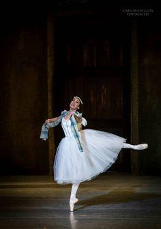 "Agustina Galizzi ""Les Sylphides"" – ""La Sílfide y el Escocés"" choreography by Terrence S. Orr (Auguste Bournonville)"