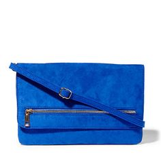 This chic bag from Madden proves once again that compact bags truly rock.