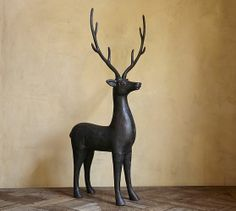 spray my brass reindeer oil rubbed Bronze