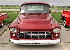 Custom hot rod 1955 Chevy truck - Google Search