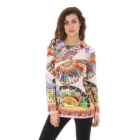 Dolce & Gabbana ladies top long sleeve F7M58T