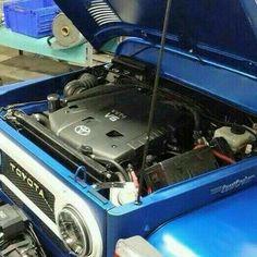 - VVT-I modern engine swap Toyota 4x4, Toyota Trucks, Toyota Cars, Toyota Hilux, Carros Toyota, Toyota Fj Cruiser, Expedition Vehicle, Jeep 4x4, Sweet Cars