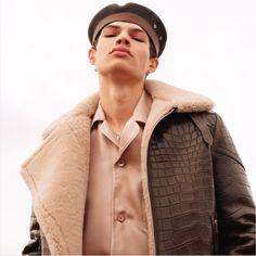 crfashionbook:  Louis Vuitton joins the beret trend