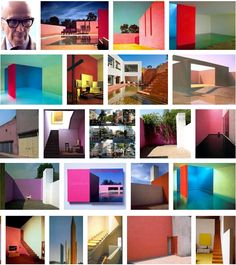 Just felt the need to bow to Luis Barragan-- a fearless colorist.