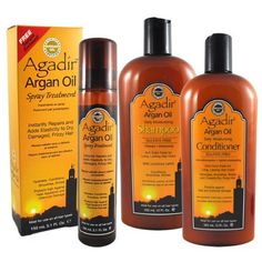 Agadir Argan Oil - one of my favourite products EVER! All rounder, use it on body, face and in hair, it is amazing!