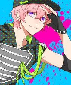 B-Project Kodou * #Anime Ashuu Yuuta (he is so cute, i love his design ^^)