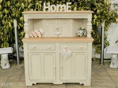 6 Astonishing Useful Ideas: Shabby Chic Vanity Annie Sloan shabby chic wardrobe furniture. Shabby Chic Sofa, Shabby Chic Dresser, Chic Furniture, Shabby Chic Desk, Shabby Chic Decor, Shabby Chic Furniture, Shabby Chic Chairs, Shabby Chic Nursery, Shabby Chic Bathroom Accessories