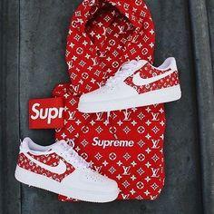 2d1f7c03e3a7 Louis Vuitton x Supreme. See more. Supreme Clothing