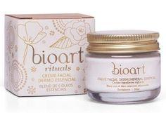 Bioart Creme Facial Dermo Essencial Bionutrientes 30ml - Rejuvenesce e Uniformiza