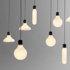 Leuchte Form Pendant von Design House Stockholm